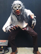 The Wolfman (HHN 2019)