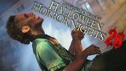 A Horrifyingly Short Evening At HHN 26 Halloween Horror Nights 26 feat