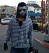 Gray Hooded Skeleton Purger (HHN 25)
