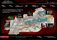 HHN 2006 Website Map
