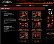 HHN 2006 Wallpapers Page 1