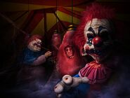 Killer Klowns From Outer Space Wallpaper (Hollywood)