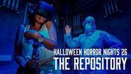 The Repository Trailer - Halloween Horror Nights 26