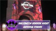 Halloween Horror Nights 2018 at Universal Studios!