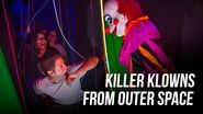 Killer Klowns from Outer Space - Halloween Horror Nights