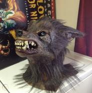 Wolfman UCMM Mask