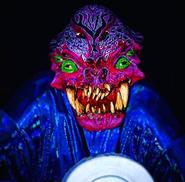 Brute Alien Close-Up