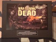 War of the Living Dead Sign