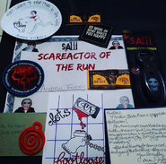 SAW Scareactor Reward (2017)