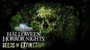 Seeds of Extinction - Halloween Horror Nights 2018