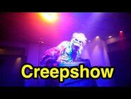 -NEW- Creepshow - Halloween Horror Nights 2019 (Universal Studios Hollywood, CA)