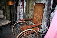 DS Wheel chair