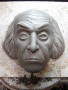 Benjamin Franklin Sculpt Mask