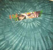 Blue 2001 Shirt Front