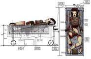 Bride of Frankenstein Concept Art