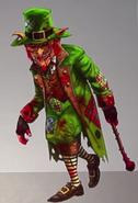 Leprechaun Concept Art