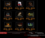 HHN 2006 Wallpapers Page 4
