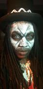 Papa Legba Close Up