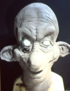 Sculpting mask of Rudy