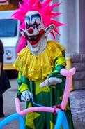 Spikey the Clown 6
