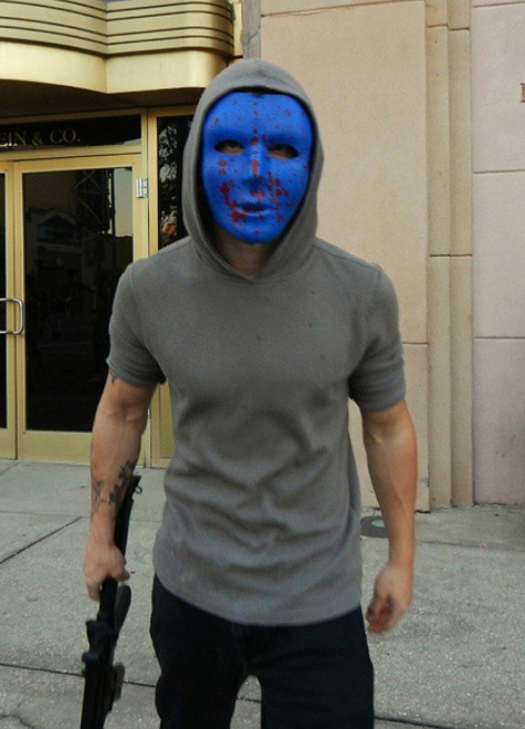 Blue Mask Purger
