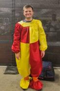 Bibbo the Clown Costume