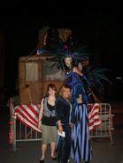 Carnival Peacock Girl 2