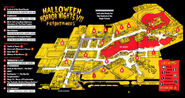 HHN 1997 Map