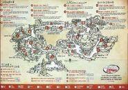 HHN 2005 Map