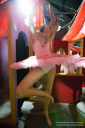 Ballerina Static-Figure