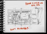 Deadtropolis Drawing 2