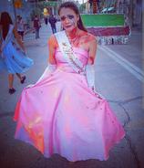 Vamp 55 High School Homecoming Princess