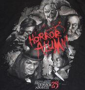 HHN 25 Horror Alumni Shirt