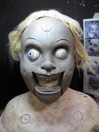 Perchta Sculpt Mask
