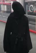 Black Robe Creature