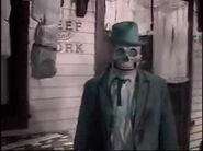 Deadwood Skeleton