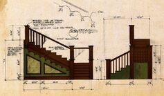 Screamhouse Resurrection Stair Concept