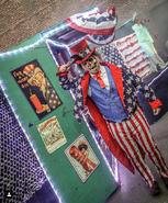 "Screenshot 2020-12-01 USH Hacker on Instagram ""Uncle Sam Samhain, FACKS 🇺🇸🎃 - Hollidayz in He🏒🏒"""