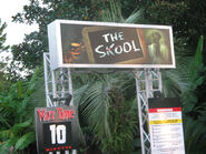 The Skool Signage