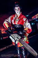 Chainsaw Geishas JC 4