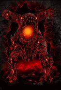 Radioactive Beast Concept Art