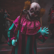 Frank The Clown