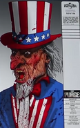 Uncle Sam Close Up (2016)