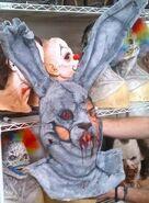 Bad Bunny Full Mask
