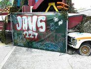 HHN XIV Fright Yard Graffiti 9