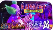 Halloween Horror Nights 28 - Killer Klowns From Outer Space