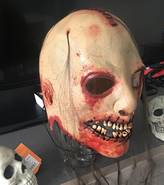 Bloody Face Mask