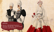 HHN 2010 Website Asylum in Wonderland Concept 2