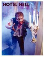 Hotel Hell Candle Scareactor