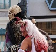 The Bone Reaper and Bloodescort 5